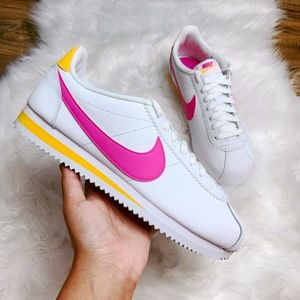 Nike Classic Cortez Leather Casual Shoes